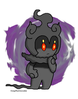 Marshadow by CraigTheCrocodile