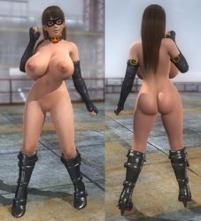 DoA5 Mod - Leifang Puffy by Segadordelinks