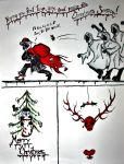 My Romantically Apocalyptic Christmas by TheTrumpeteer