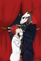 Ancient Magus Bride: Winter's Night by ohmyjaded