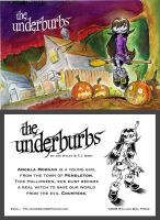The Underburbs - Angela promo by Mr-DNA