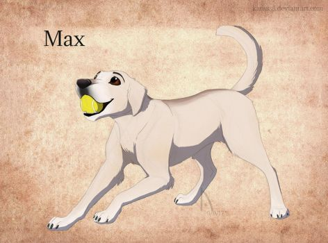 Max by KanuTGL