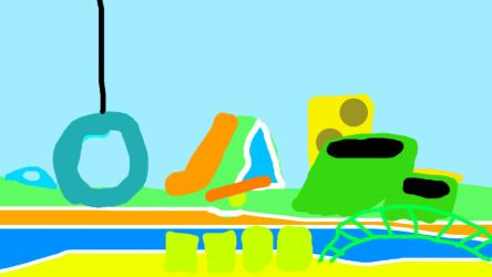 Discovery Kids Art - Background 2009-2013 by NDSxWii