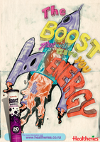 Boost Ad - Rocket by NewWorldPunk