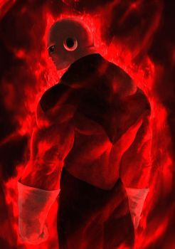 Jiren The Gray by AbelVera