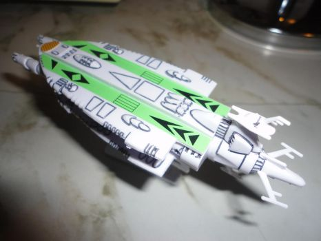 Twin-Deck Carrier Model Photo 4 by beavers2010