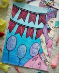 Pity Party by SydVC
