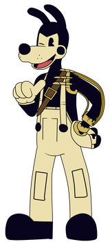 What If True/Tom Boris Was a Bendy Character? by Gamerboy123456