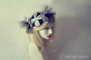 Candy Lolita Fascinator Hat by apatico