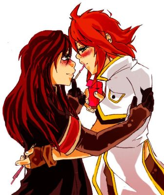 Luke X Asch by InthemorningXAmazing
