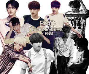 EXO [PNG PACK] by ByMadHatter