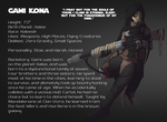 Gami Kona by Chilled-Space