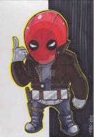 LIL Dude Red Hood by MARR-PHEOS
