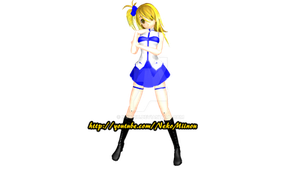 Lucy Heartfilia Standard Model - DOWNLOAD by Miiinou