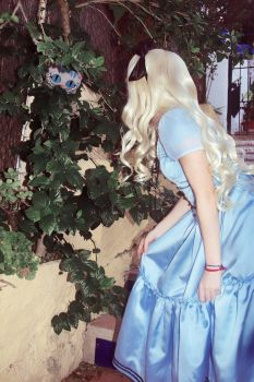 Its you Chesire? Alice in wonderland cosplay by MissWeirdCat