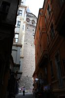 Galata Tower by afuhufu