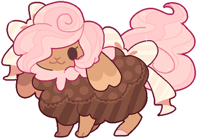 [CUSTOM] Flufferbun - Valentine's Day Sweets by plushpon