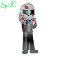 Psycho!CJ (Full Body) by cjc728