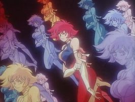 New Cutey Honey - Cutey Honey by Honey-Kisaragi1973