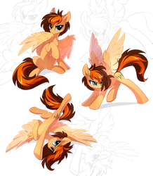 [Commission] Aerion Featherquill by tomatocoup