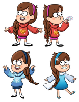 Mabel Elsa Braid by TheCheeseburger