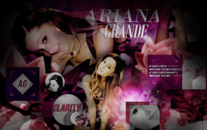+EDICION: Clarity | Ariana by CAMI-CURLES-EDITIONS