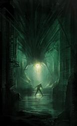 Sewer by PReilly