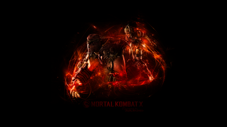 Mortal Kombat X - Ferra and Torr - by Junleashed