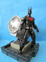 Custom Arkham Batman Beyond by cusT0M