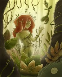 Poison Ivy by mikemaihack