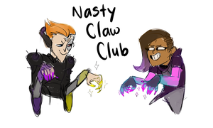 Nasty Claw Club by Thea0605
