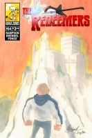The Redeemers #4 - cover by wheretheresawil