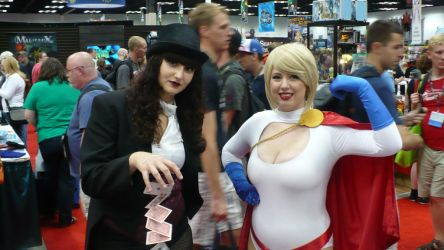 GenCon Cosplay 2014 02 by MADMANMIKE