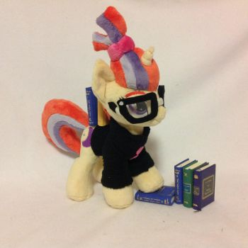 Moondancer Plushie Pony by Burgunzik