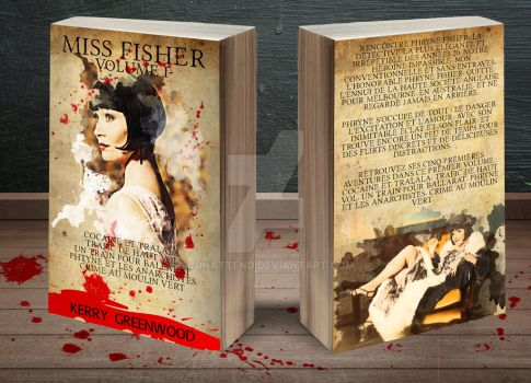 Miss Fisher - Integrale - Volume I by Jonattend