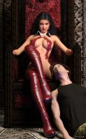 Bianca Bordeaux 2 By Johngate2014 by NewEvilRising