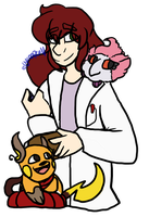 |PTS| Check-Up Time! by slycooper11