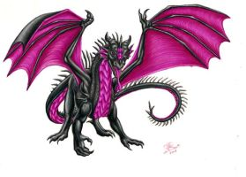Dracotic by squeakychewtoy