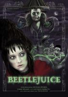 Beetlejuice by Seearah