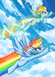 Flying Colors by Jopiter