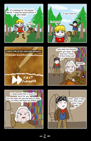 A typical Merlin episode - 2 by Xyrten