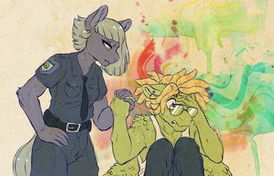 Bad Trip by Lopoddity