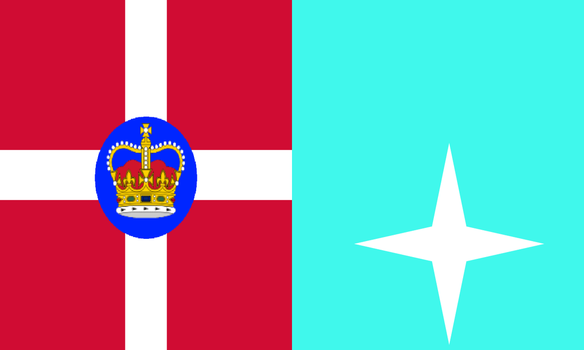 SSS Universe Country of palmers State Flag 3 by ajlew