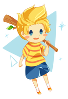 lucas by OrangeMouse