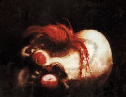 Death of a Clown by EmanuelPetersson