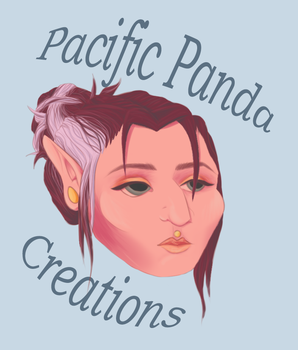Selfportrait1 by PacificPandaCreation