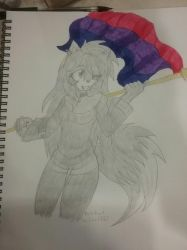 Erin(wave your flag!) by Art-Frost
