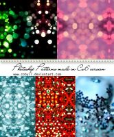 Bokeh patterns by Coby17