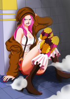 Jewelry Bonney (One Piece Ch. 908) by bryanfavr
