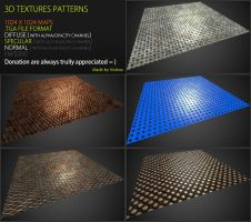 Free textures pack 48 by Yughues